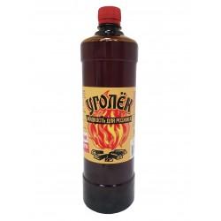 Жидкость для розжига 1л. Смесь жидких парафинов и углеводородов