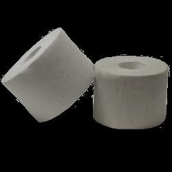Бумага на втулке (без этикетки) белая